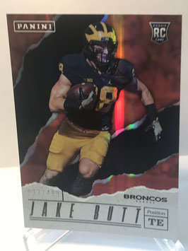Jake Butt (Michigan/ Broncos) 2017 Panini Father's Day #74