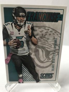 Blake Bortles (Jaguars) 2016 Score Franchise #11