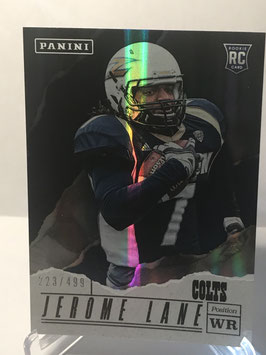Jerome Lane (Akron/ Colts) 2017 Panini Father's Day #79