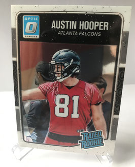 Austin Hooper (Falcons) 2016 Donruss Optic Rated Rookie #152
