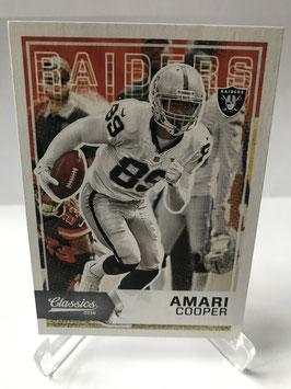 Amari Cooper (Raiders) 2016 Classics #1