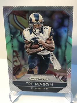 Tre Mason (Rams) 2015 Prizm Prizm Parallel #157