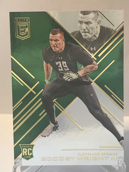 Scooby Wright (Browns) 2016 Donruss Elite Retail Green #160