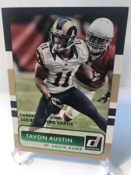 Tavon Austin (Rams) 2015 Donruss Stat Line #88