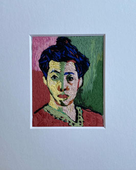 Madame Matisse.