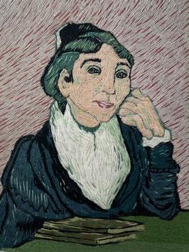 L'Arlésienne Marie Ginoux - Vincent van Gogh