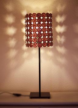 "Kapsel Lampe ""Vintage 2011 limited edition"""