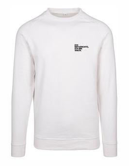 Sweater NEU weiss