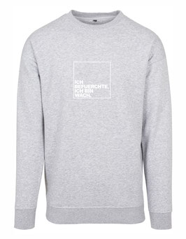 Sweater Classic (hellgrau)