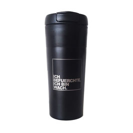 Thermo Mug schwarz