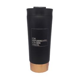Thermo Mug gold