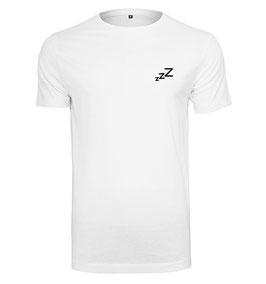 zzZ-Shirt weiß