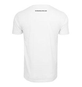 Shirt Backprint weiss
