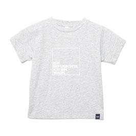 Baby- & Kidsshirt Classic hellgrau