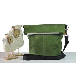 Tasche Canvas NAJA Maxi grün