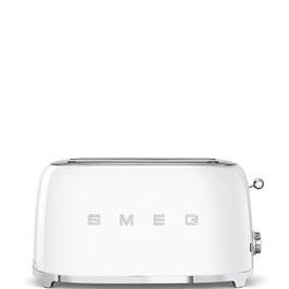 SMEG 2-SCHLITZ TOASTER LANG /TSF02WHEU