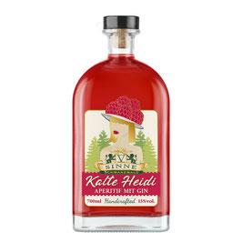 V-SINNE Gin-Aperitif KALTE HEIDI 0,7L