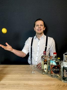 27.02.2021 Gin Tasting | Weltreise – Gin ahoi > ONLINE LIVE EVENT