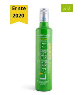 L'Alqueria Picual (BIO) - 500 ml - Ernte 2020