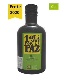 1 Olivo por la Paz - Cornicabra  (BIO) - 500 ml - Ernte 2020