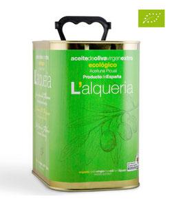 L'Alqueria BIO-Picual - 2,5 l