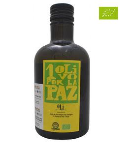 1 Olivo por la Paz - Picual  (BIO) - 500 ml