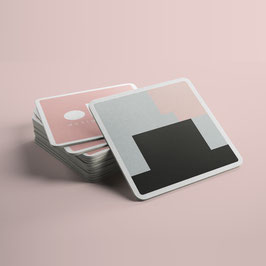 Bauhaus Meets Pastell – »Black Cup«