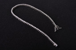 7159008 Design-Armband, Silver 930 mit Zirkonia, Länge 19 cm