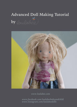 Advanced doll making tutorial by Loulabee (PDF Document)