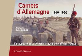 CARNETS D'ALLEMAGNE