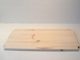 """2 Stk. Regalböden auf Maß gefertigt 40-60 cm breit """"Serie 30"""""""