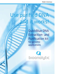 QuickBlue DNA Extraction and purification kit