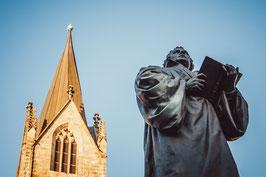 """Luther in Erfurt"" • Stadtrundgang"
