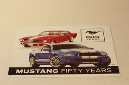 Mustang Fity Years