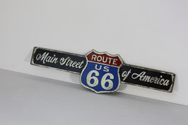 Main street Route 66