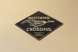 Mustang Crossing