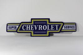 Plaque Chevrolet Service