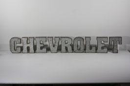 Lettres Chevrolet