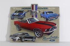Horse Power Mustang