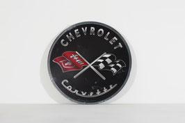 Plaque Chevrolet Corvette