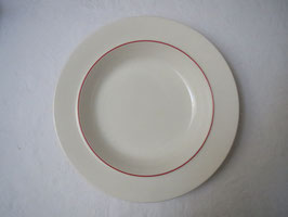 ROYAL COPENHAGEN, RED TOP, 2Deep plates