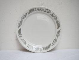 PORSGRUND, URTER, 2 Plates 240mm