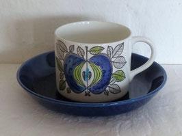 RÖRSTRAND, EDEN, Cup & Saucer