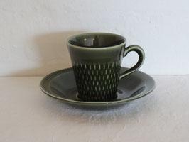 STAVANGERFLINT, BRUNETTE, Coffeecup & Saucer