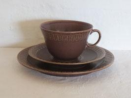 DÉSIRÉE, OKTOBER, Cup & Saucer & Plate 190mm