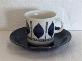 GEFLE, GROBLAD, Coffeecup & Saucer