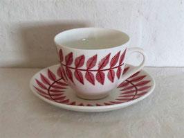 GUSTAVSBERG, MAXIM, Coffeecup & Saucer