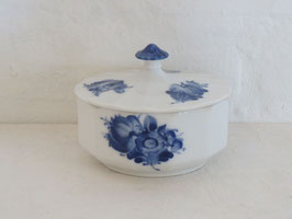ROYAL COPENHAGEN, BLUE FLOWER, Suggerbowl with lid