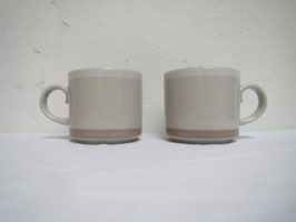 ARABIA, TUPA, 2 Coffee cups