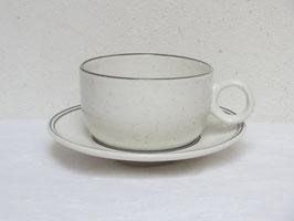 ARABIA, BIRKA, Coffeecup & Saucer